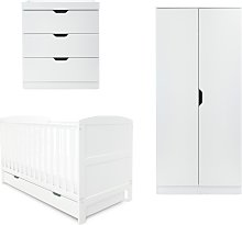 Ickle Bubba Coleby 5 Piece Nursery Furniture Set -
