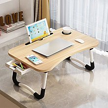 iClosam Foldable Laptop Desk Multifunction Lap