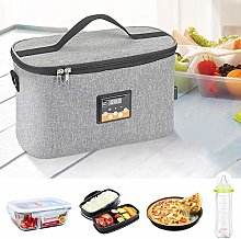 iClosam Insulated Lunch Bag - Temperature