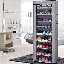 ICOCO Shoe Stand, Shoe Cabinet Tower Shoe Rack