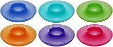 idea-station NEO plastic egg cups 6 pieces, 9.5