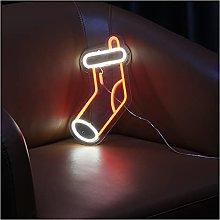 Ideal Custom Shop LED Neon Light Sign Chrismas