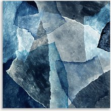 Ideal Deepness - Abstract Canvas Print, 100 x