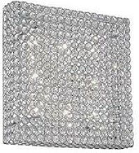 Ideal Lux Admiral - 8 Light Indoor Square Large