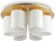 Ideal Lux DAISY - Indoor 6 Lights Flush Ceiling