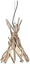 Ideal Lux Driftwood - 1 Light Ceiling Pendant