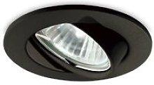 Ideal Lux - Indoor Recessed Downlight Lamp 1 Light