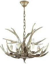 Ideal Lux Lighting - Ideal Lux Chalet - 6 Light