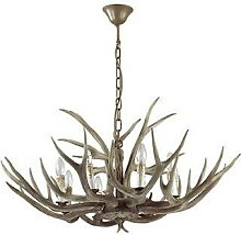 Ideal Lux Lighting - Ideal Lux Chalet - 8 Light