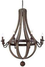 Ideal Lux Millennium - 8 Light Ceiling Pendant