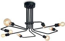 Ideal Lux TRIUMPH - Indoor Mutli Arm 8 Lights