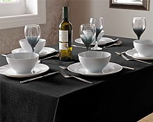 Ideal Textiles Select Plain Tablecloth, Easy Care