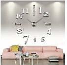 Ideapark Handmade DIY Wall Clock Wall Clock Wall