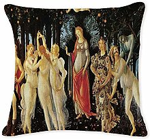 IDECORATE Pillow Cushion Cover,Cushion Covers Mona