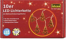 Idena 30108 Decorative Christmas Tree Lights with