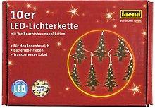 Idena 30111 Decorative Christmas Tree Lights with