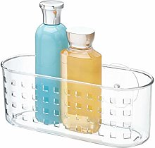 iDesign 41600ES Shower Basket with Strong Suction