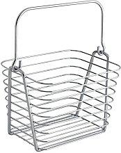 iDesign 93122 Classico Storage Basket, Small Wire