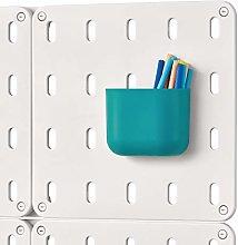 iDesign BPA-Free Plastic Modular Hanging Pegboard