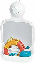iDesign BPA-Free Plastic Storage Organizer Basket