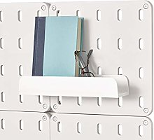 iDesign Cade Perforated Board, Versatile Wall