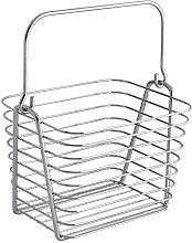 iDesign Classico Storage Basket, Small Wire Basket