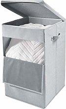 iDesign Codi Basket, Large Polyester Storage Box