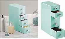 iDesign Drawers Stationery Sorter, Plastic Drawer