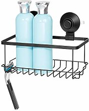 iDesign Drill Bathroom, Small Metal Basket with
