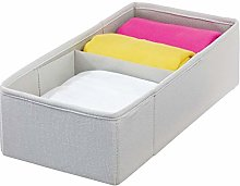 iDesign Evie Divider, Drawer 2 Compartments for