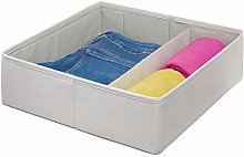 iDesign Evie Divider, Drawer 3 Compartments for