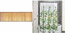 iDesign Formbu Bamboo Eco Floor Mat, Kitchen and