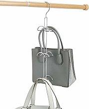 iDesign Handbag Organiser with 6 Hooks, Small