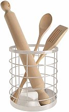 iDesign Kitchen Utensil Holder, Metal Wire Utensil