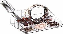 iDesign Linus Desk Organiser, Plastic Office