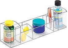 iDesign Med+ Multi Level Medicine and Cabinet