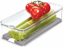 iDesign Plastic Refrigerator and Modular Stacking