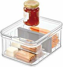 iDesign Plastic Refrigerator and Pantry Modular