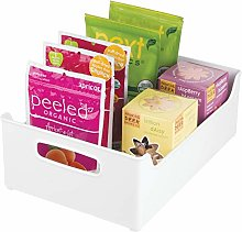 iDesign Refrigerator and Freezer Storage Organizer
