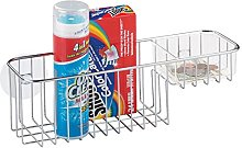 iDesign Washer and Dryer Suction Storage Basket,