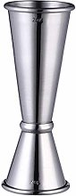 Idyandyans Stainless Steel Double Shaker Measure