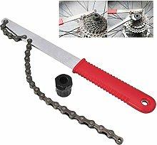 IENPAJNEPQN Bike Freewheel Wrench Whip Cassette