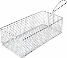iFCOW Fried Food Basket, Stainless Steel Mini