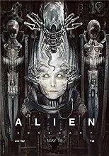 IFUNEW Wall art prints Alien Covenant Movie Art