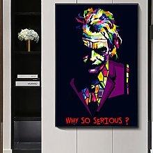 IFUNEW Wall art prints Art Print Film Star the