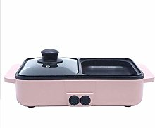 IG 1200W Grills Multifunctional Cooking Hot Pot