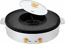 IG Barbecue Hotpot Indoor Electric Grills