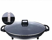 IG BBQ Electric Barbecue Grill Hotpot Indoor