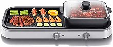 IG Electric Barbecue Grill Indoor Hot Pot Portable