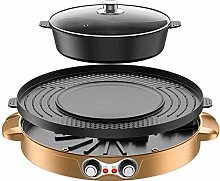 IG Electric Barbecue Stove Indoor Hot Pot 1900W